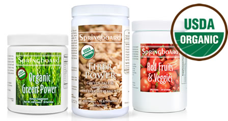 Springboard Powders