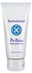 ProBalance (6 pack) Hydrating Body Cream (2.5 oz)